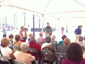 Clínica Emae vuelve a la Feria de Discapacidad y Mayores