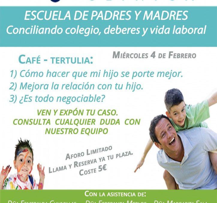 Especial: Escuela de Padres y Madres