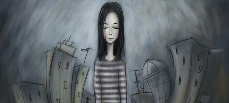 10 formas de pensar que te pueden llevar depresión