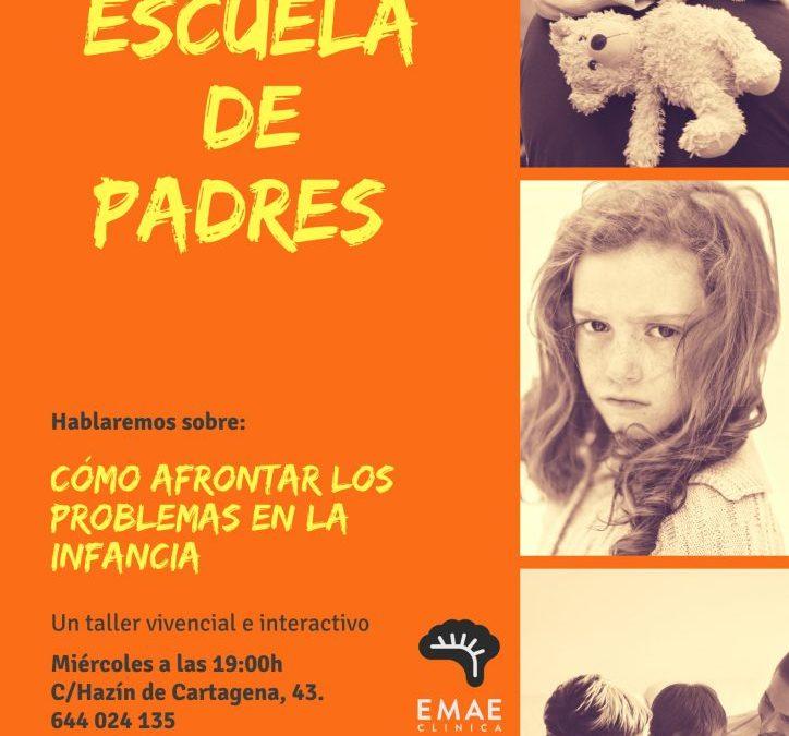 ESCUELA DE PADRES CURSO 2018 – 2019